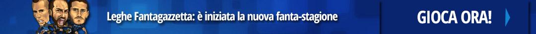 Leghe Fantagazzetta - GIOCA ORA!
