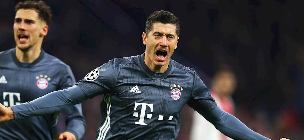 Euroleghe Fantacalcio - VIDEO goal e highlights: Bayern Monaco-Paderborn 3-2