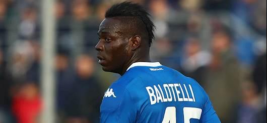 """Brescia, la replica di Balotelli: """"Non pensavo di essere invisibile"""""""