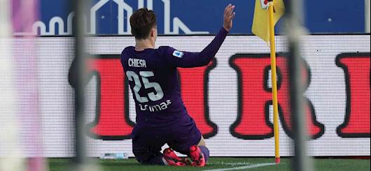 """Fiorentina, Chiesa: """"Ho sempre sognato esordire con questa maglia. Euro 2021? Meglio averlo spostato"""""""
