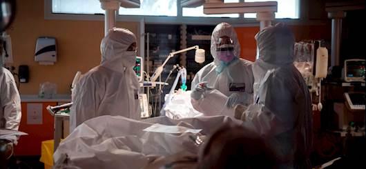 Coronavirus, il bollettino della Protezione Civile