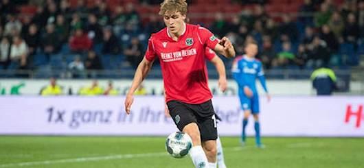 Emergenza Coronavirus, positivo il calciatore Hubers dell'Hannover 96