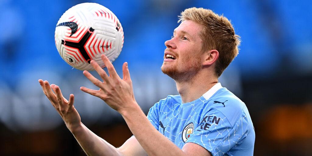 Manchester City, De Bruyne verso il recupero: le sue condizioni