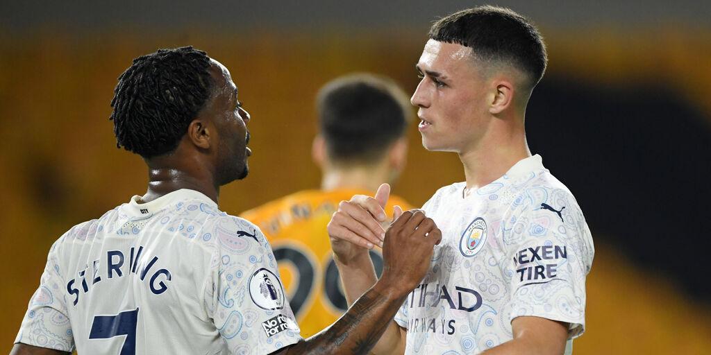 Premier League - Wolverampthon-Manchester City, 1-3: decidono De Bruyne e Foden
