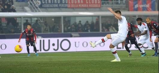 Bologna-Milan, 2-3: tabellino, voti e pagelle per il fantacalcio
