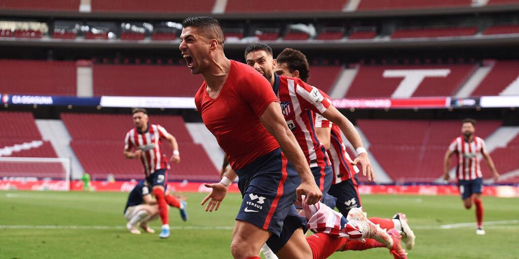 Liga ancora senza un padrone: Atletico Madrid, vittoria da infarto
