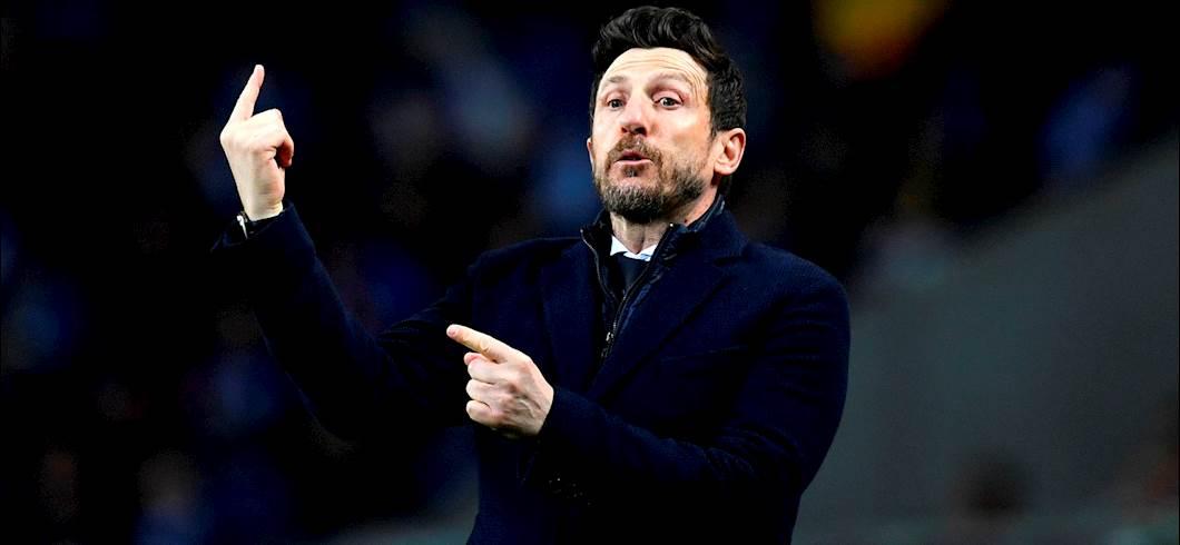 """Di Francesco: """"Berardi grande talento, Chiesa più forte del papà. Futuro? Mi piacerebbe la Premier"""""""
