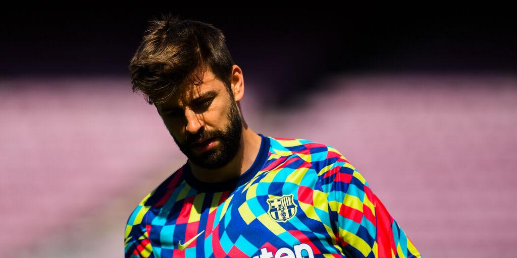 """Barcellona, Piquè alza bandiera bianca: """"Difficile vincere il titolo"""""""