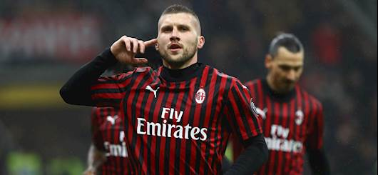 Calciomercato Milan, 40 milioni per Rebic: e il 50% andrà alla Fiorentina