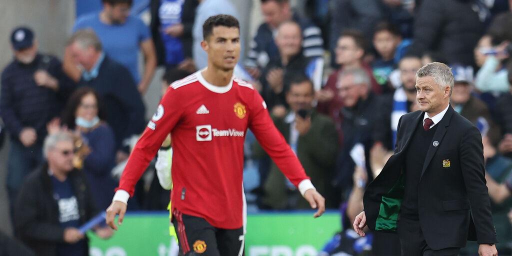 Manchester United, flop Ronaldo col Leicester! Solskjaer adesso rischia