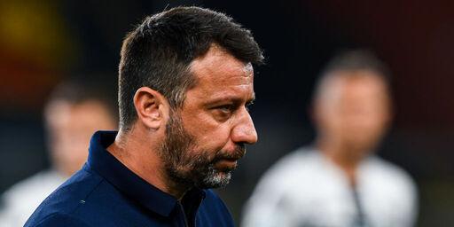 Lazio-Parma, le parole di D'Aversa