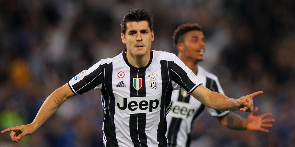 "Juventus, ecco Morata: ""Qui mi sento a casa"""