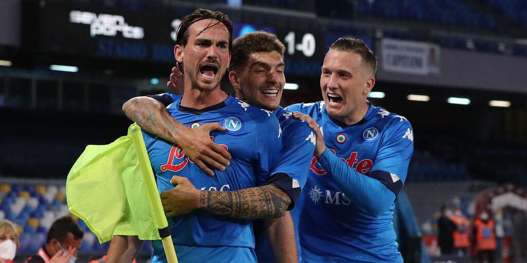 Napoli-Udinese 5-1: cronaca, tabellino e voti del Fantacalcio