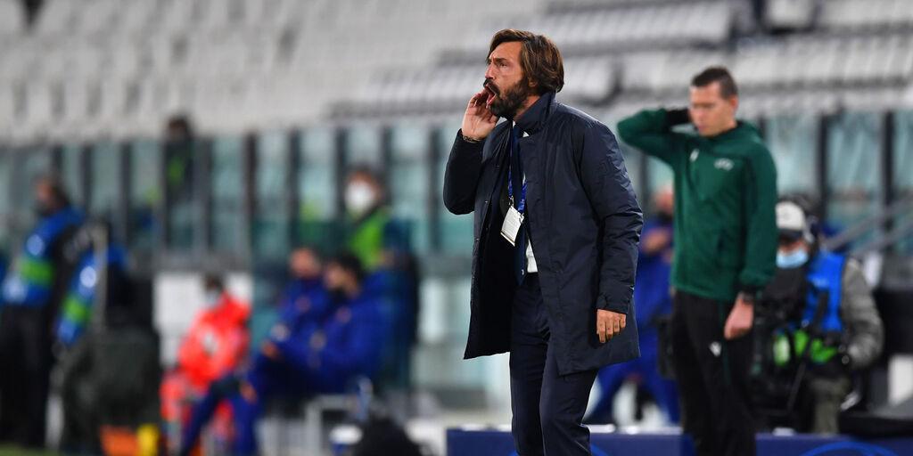 Andrea Pirlo dopo Juventus-Dinamo Kiev