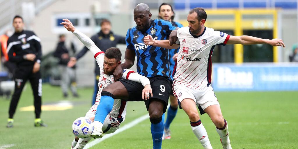 Inter-Cagliari 1-0: cronaca, tabellino e voti del Fantacalcio