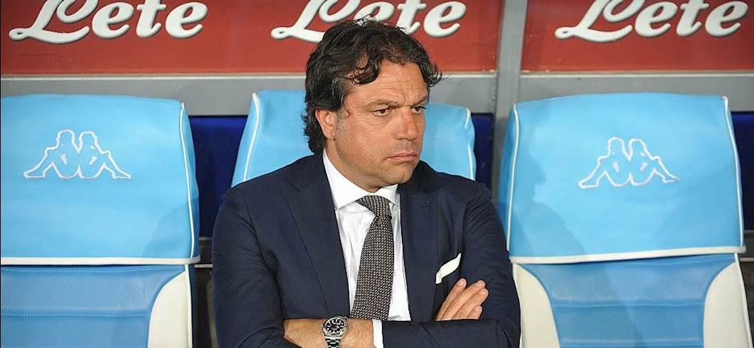 """Napoli, Giuntoli: """"Gattuso sta facendo bene. Fabian Ruiz? Ecco la situazione"""""""