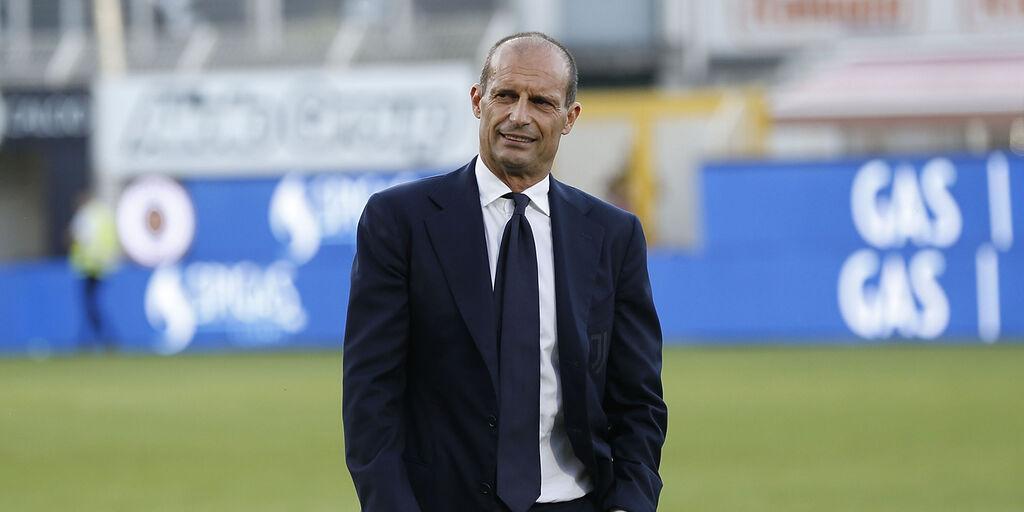 """Juventus-Roma, Allegri: """"Episodi dalla nostra, questo il vero Szczesny"""""""