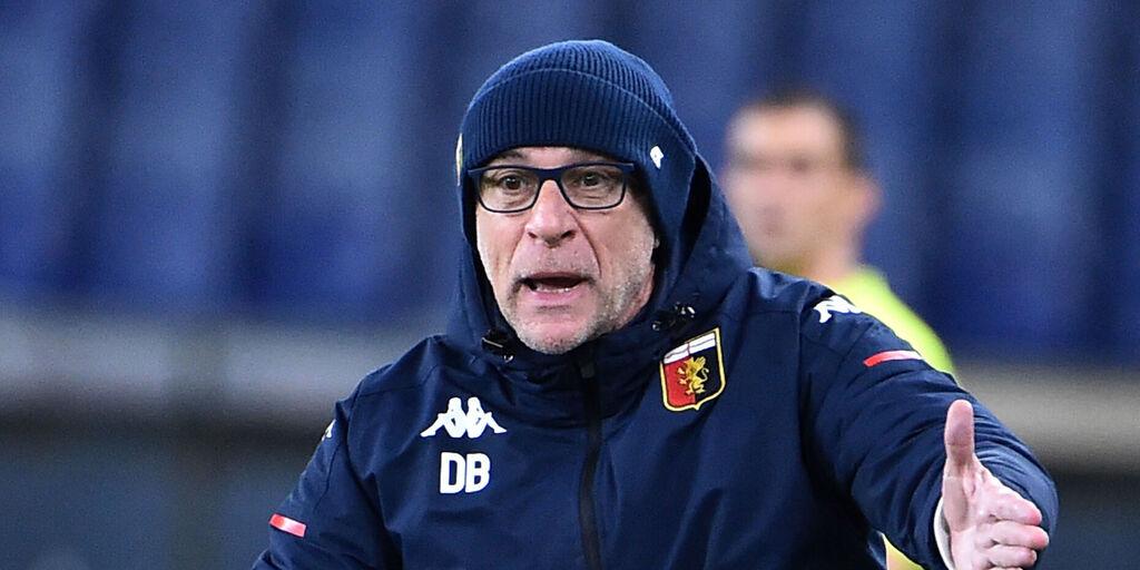"""Genoa, Ballardini: """"Buona prestazione, ora pensiamo alla Roma"""""""