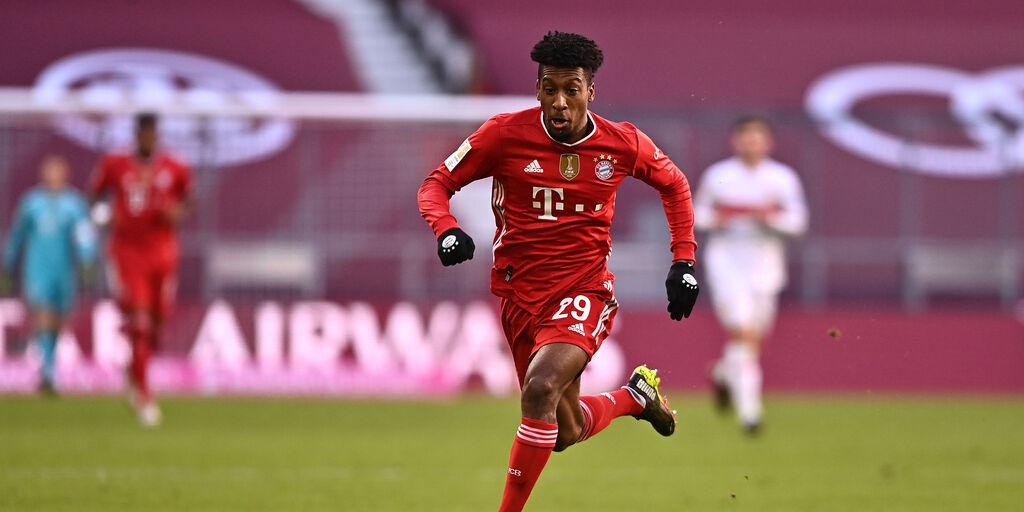 Bayern, dubbio Coman per la Champions