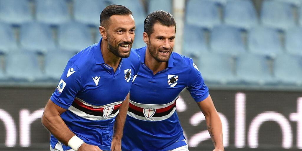 Sampdoria, Candreva e Quagliarella a rischio turnover: le ultime