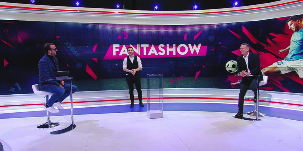 Fantashow, 24ª giornata: la formazione di Fantacalcio.it