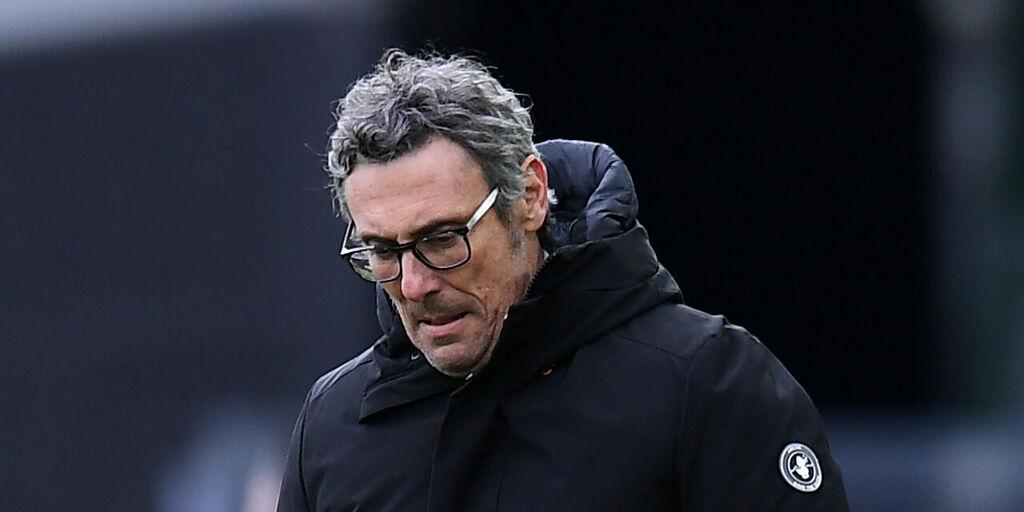 """Udinese, Gotti: """"Rigore oltre il recupero, c'è amarezza"""""""