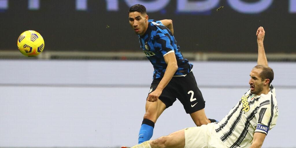 """Inter, Hakimi: """"Il mio futuro è qui, Conte ci ama. Sul Ramadan..."""""""