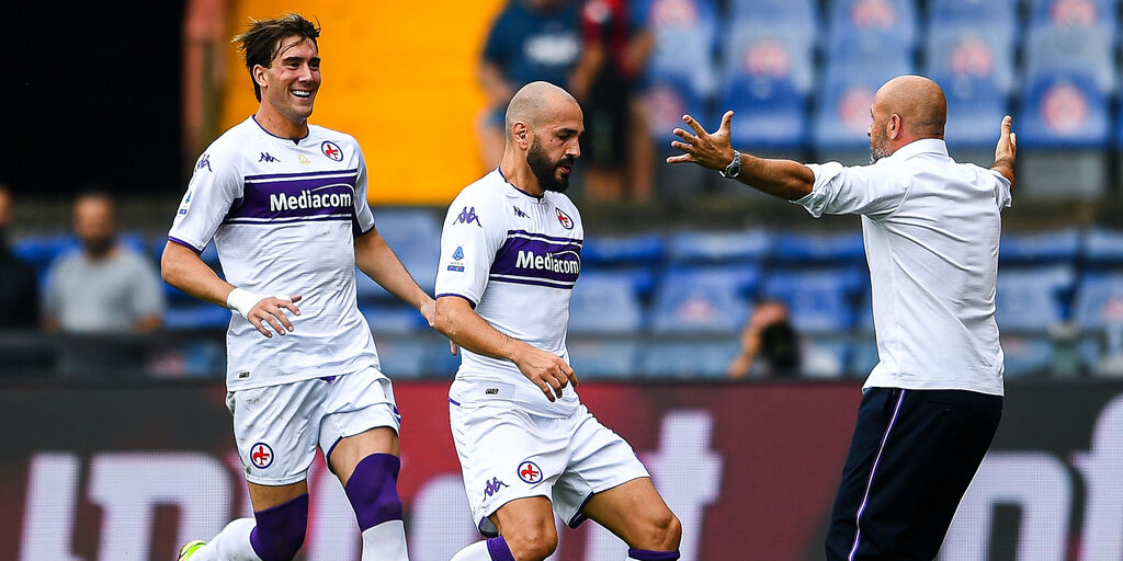 """Fiorentina, Italiano: """"Gonzalez o Saponara? Vediamo domani"""""""
