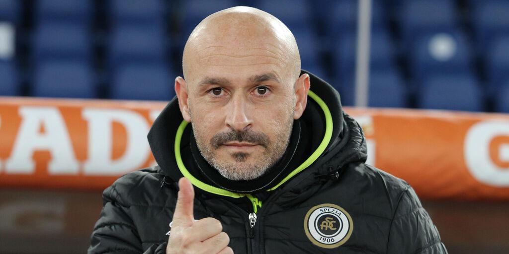 Juventus-Spezia, le parole di Vincenzo Italiano