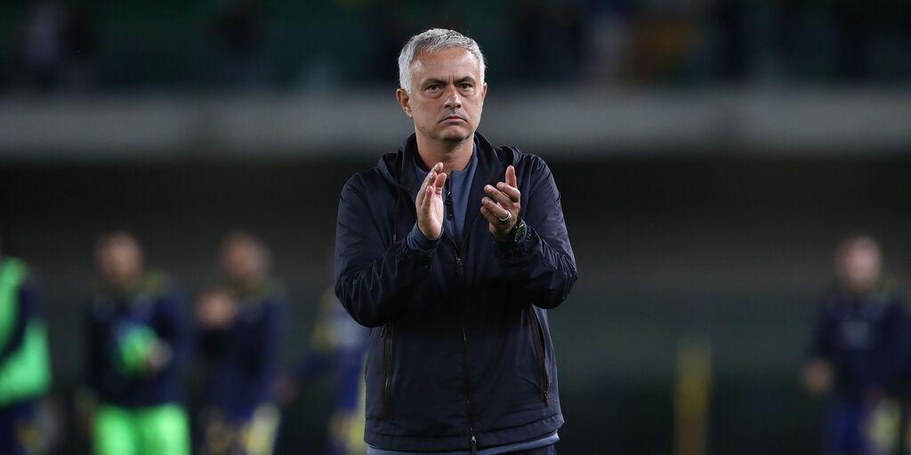"""Roma, Mourinho: """"Meritavamo di vincere, lo sa anche la Juventus. Rigore? Non commento"""""""