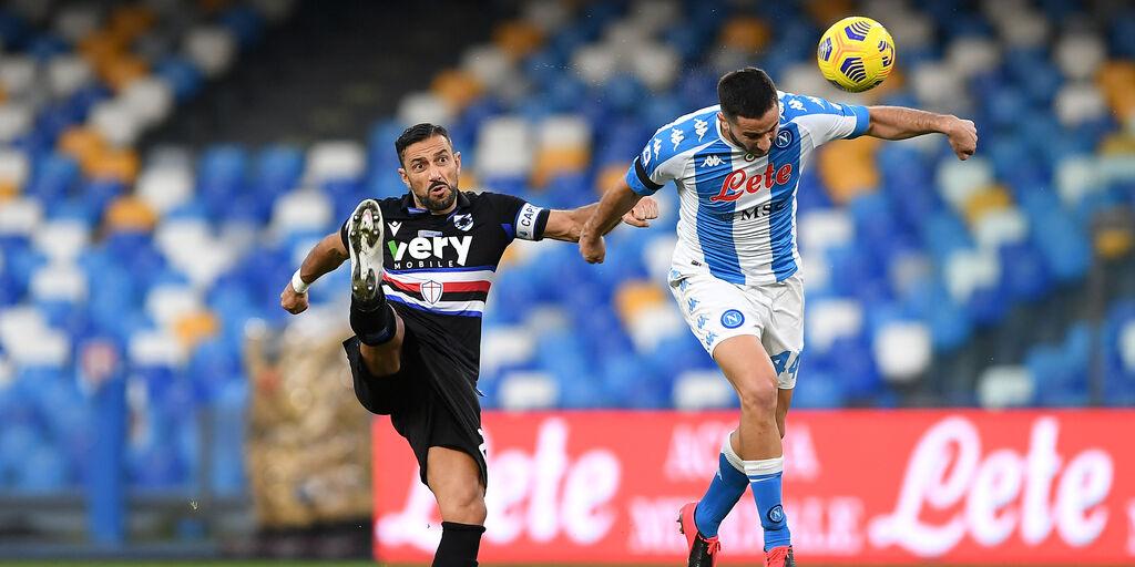 Sampdoria-Napoli, le probabili formazioni per il Fantacalcio e dove vederla in TV