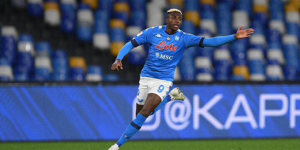 Napoli-Inter: Osimhen favorito su Mertens, le ultime