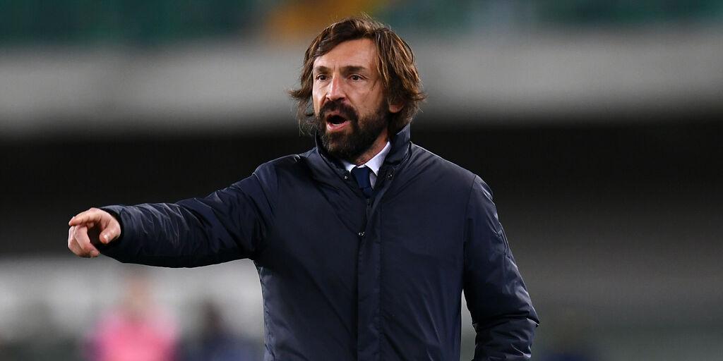 Juventus-Spezia, le parole di Andrea Pirlo