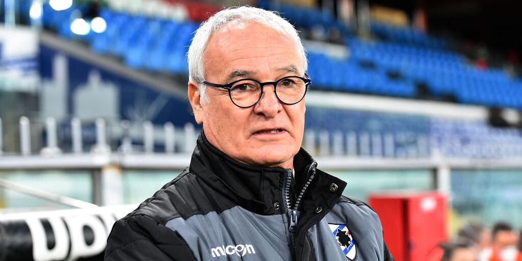 "Sampdoria, Ranieri: ""Pareggio in rimonta nel derby va benissimo"""