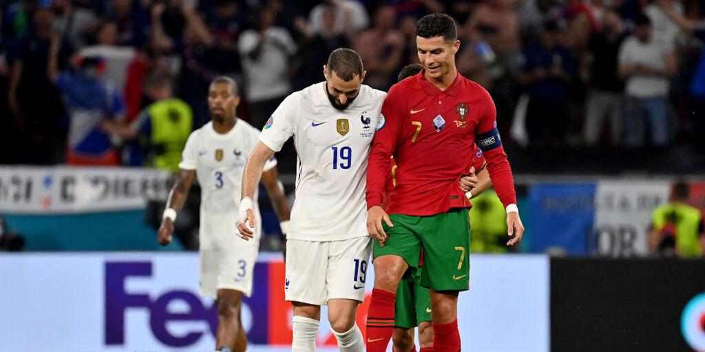Cristiano Ronaldo da record: raggiunto Ali Daei